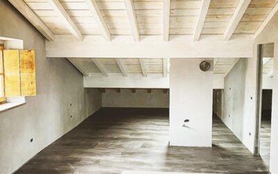 ristrutturare casa con materiali ecologici